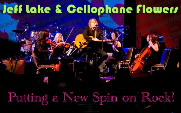 """""""Penny Lane"""" – Jeff Lake & Cellophane Flowers Deliver Classical Renditions of Beatles Songs"""