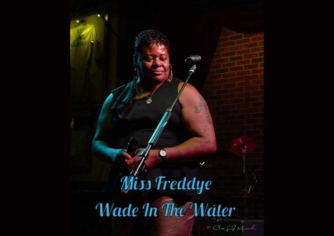 "INTERVIEW: Pittsburgh's award-winning""Lady Of The Blues"" – Miss Freddye"