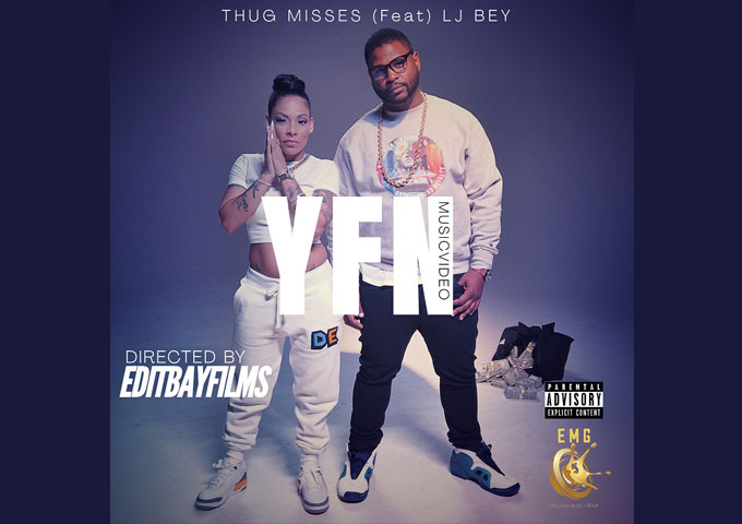 """Veteran Bay Area Rapper Thug Misses Joins Forces with Eargazm Music Group for New Track """"YFN"""""""