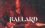 BALLARD is the New Instrumental Project by EXCALIBUR Guitarist Paolo Ballardini