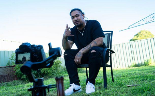 Australian Hip-hop artist BISON, brings us Moly Music!