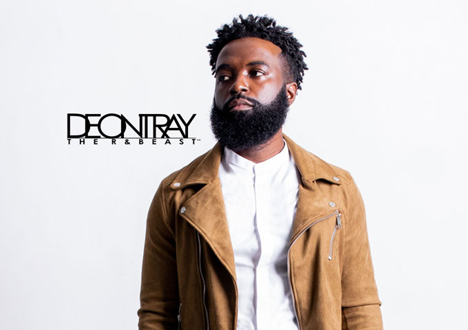"""Deontray The R&Beast – """"Pull Up"""" – a sexy new R&B slow jam"""
