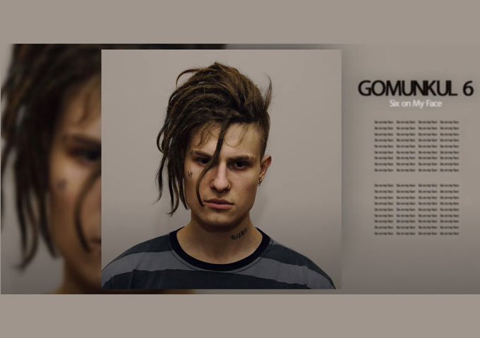 """GOMUNKUL 6 – """"Six on My Face"""" – one of underground rap's most enigmatic new characters"""