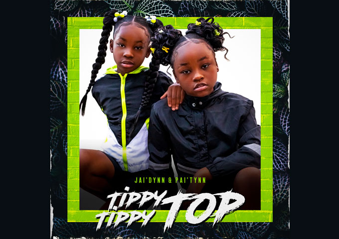 """Jai'dynn & Pai'tynn – """"Tippy Tippy Top"""" – fun, clean, and concerned with the positive aspects of living"""