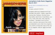 Jamsphere Indie Music Magazine March 2021