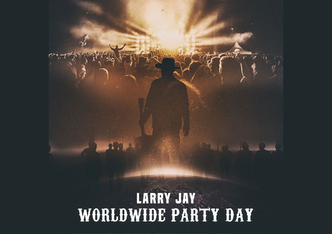 """Larry Jay – """"Worldwide Party Day"""" is fired up by hope and nostalgia"""