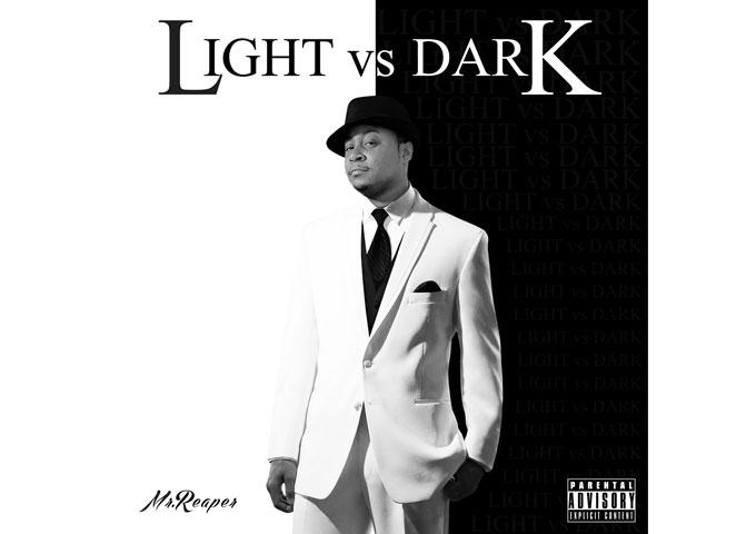 """Mr.Reaper – """"Light vs Dark"""" shows sonic, lyrical and visionary development"""