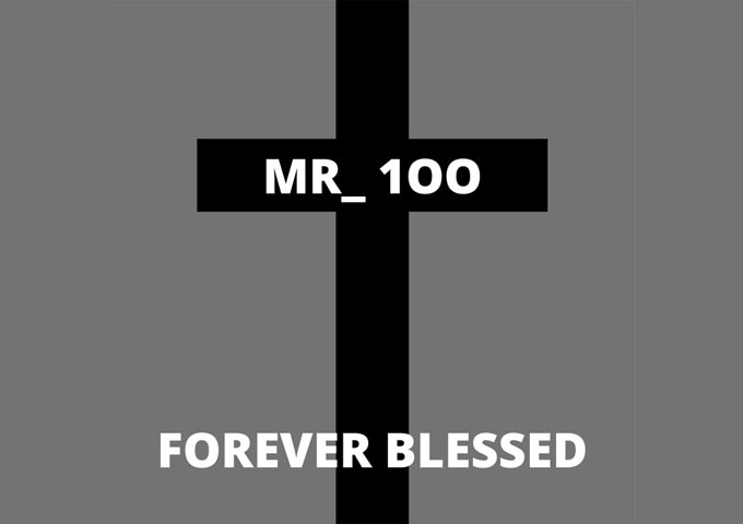 Christian rapper Mr_1OO is promoting his mixtape 'Forever Blessed'