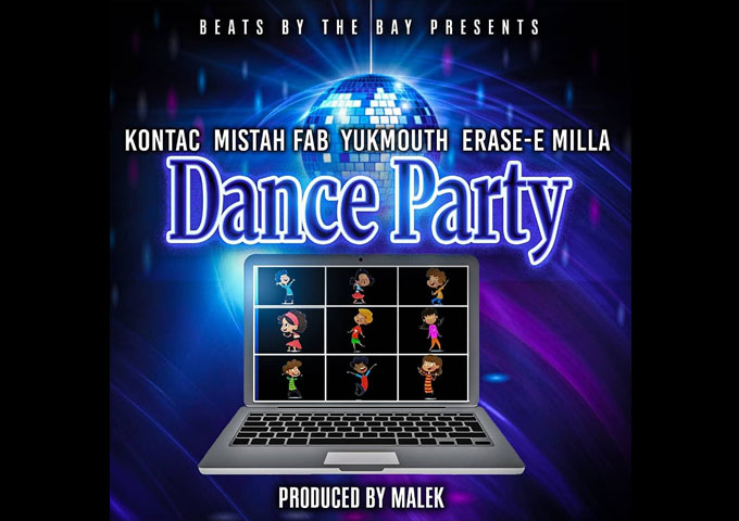 """Beats by the BayPresents""""Kids Dance Party"""" – dedicated to all the hard working kids during distance learning"""