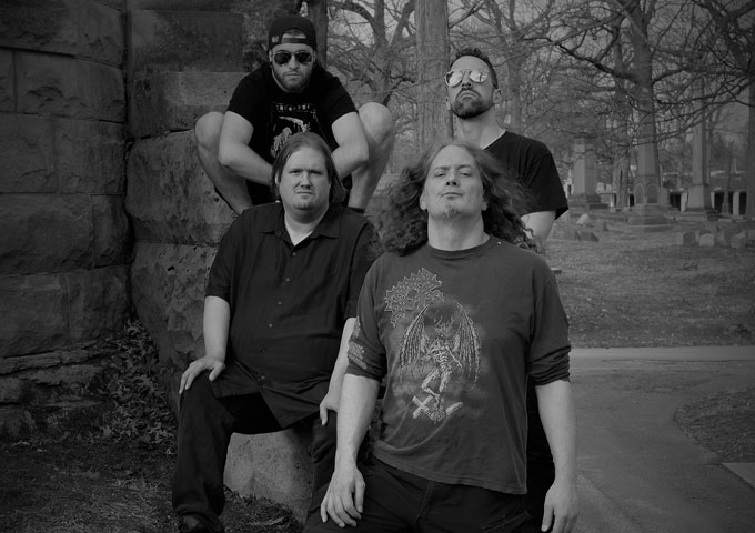 """Official Lyric Video – """"Judge, Jury, Executioner"""" by Cremated Souls"""