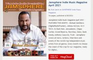 Jamsphere Indie Music Magazine April 2021