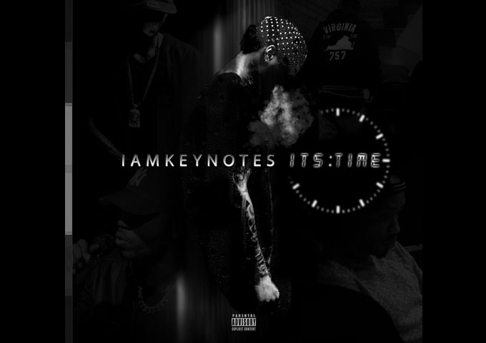 Stunning Hip Hop and R&B Fusions that inspires: Key Notes Unveils Phenomenal New Album