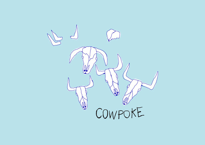 """RAF SANCHEZ RELEASES LATEST MUSICAL EFFORT """"COWPOKE"""" DEBUT EP OUT NOW!"""