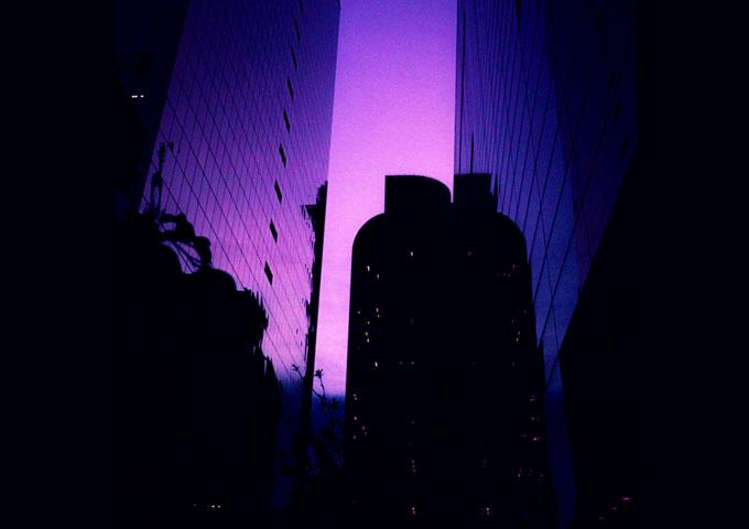 """Ron Zama – """"The Glow"""" balances neon warmth with rhythmic urgency!"""