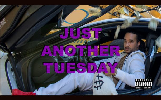 """Santa Sallet releases his new single """"Just Another Tuesday"""" produced by Nemizzo"""