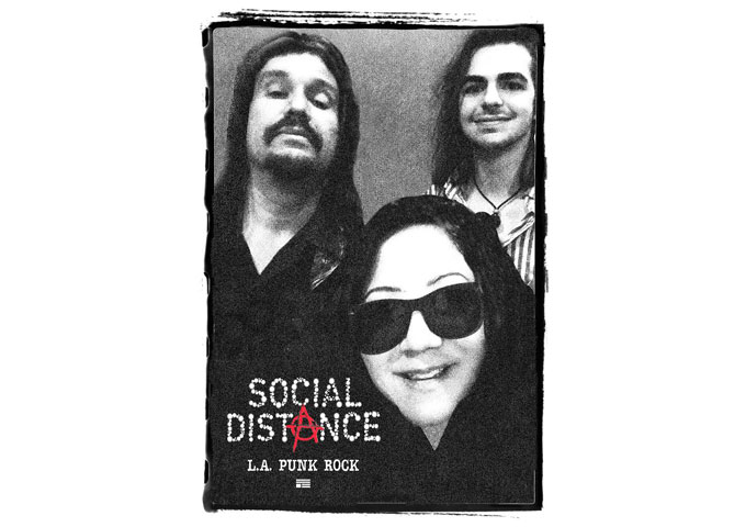 """Social Distance – """"Outside Your House"""" – 3 minutes of adrenaline pumped sonic euphoria!"""