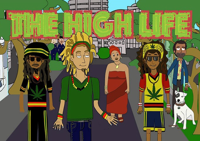 The SupaToonz – Dopest Band on the Planet are living The High Life!