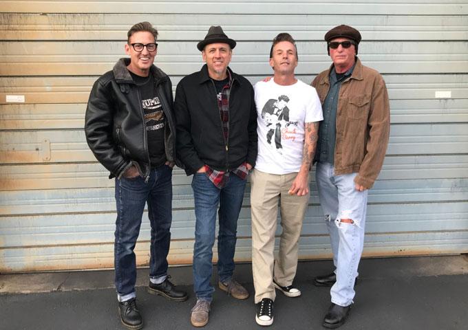 "San Diego rockabilly mainstay Jackslacks to drop ""Inside Out"""