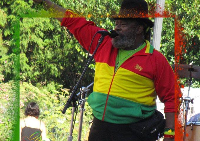 Madi Simmons is an award-winning reggae singer-songwriter