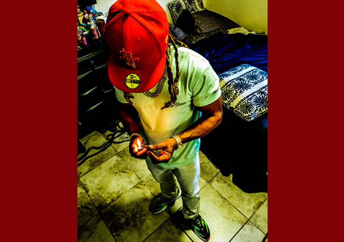 """RACKIN RED – """"Natural Born Hustler"""" – buoyant, melodic, smooth and captivating flows"""
