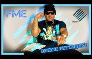 """Reezie Fettachini – """"The Blue Print"""" razor-sharp rhymes and snappy quips!"""
