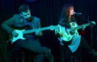 """London based pop-rock acoustic duo, SVRPoole release """"Dusted Artist"""""""