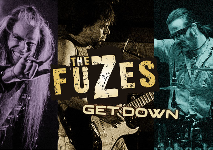"""THE FUZES release their brand new single """"Get Down"""""""