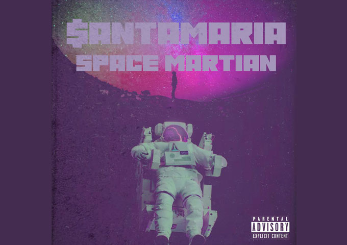 """$antamaria – """"Space Martian"""" is foreshadowing the future of a whole new genre"""