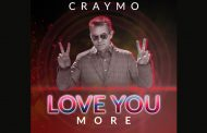 Indie award winning artist Craymo releases his latest hit single 'Love You More'