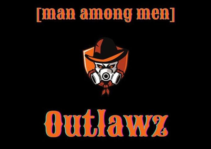 Outlawz by [man among men] Hard Rock Fusion, Funk Pop Metal -Video courtesy of DistroKid © (™) 2021