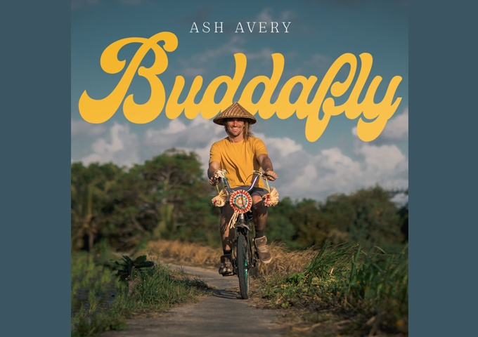 """Ash Avery – """"Buddafly"""" paints vivid pictures!"""