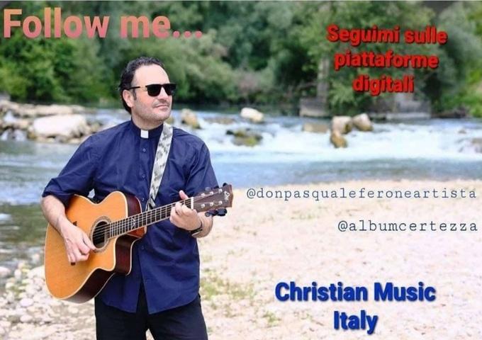"""Don Pasquale Ferone Releases Video for his Unplugged Single, """"Il Creato"""""""