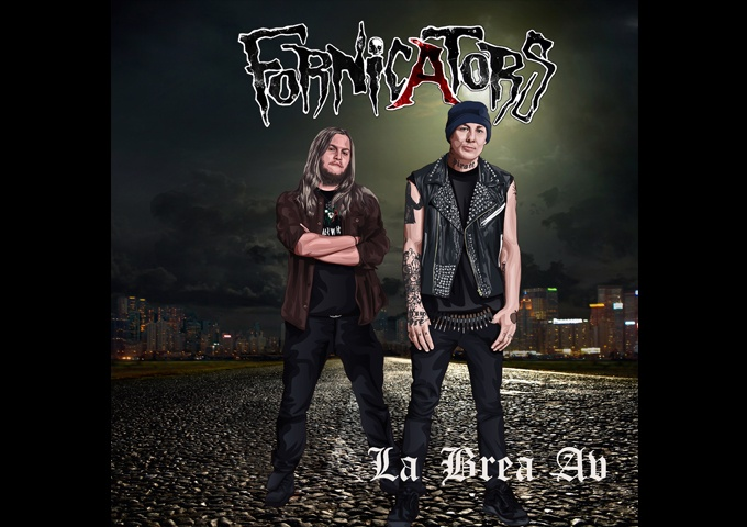 """Fornicators – """"La Brea Avenue"""" – a great effort by a group of musicians who have perfected their craft!"""