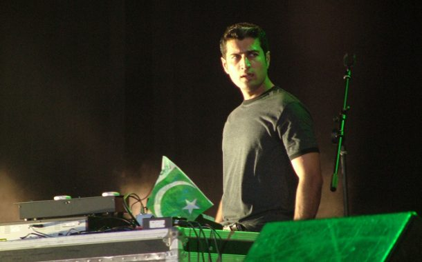 Jassem Hashmi – 'Music in the Making Vol X' pioneers his own exotic sound!