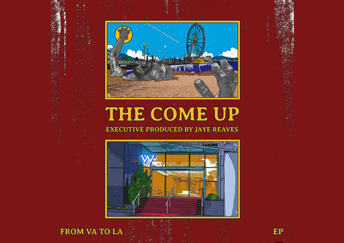 Jaye Reaves takes listeners on a journey with his debut album 'The Come Up'