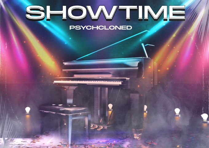 PsychCloned – 'Showtime' – a very high energy and technical level is maintained throughout