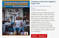 Jamsphere Indie Music Magazine August 2021