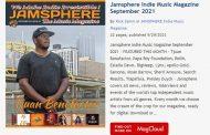 Jamsphere Indie Music Magazine September 2021