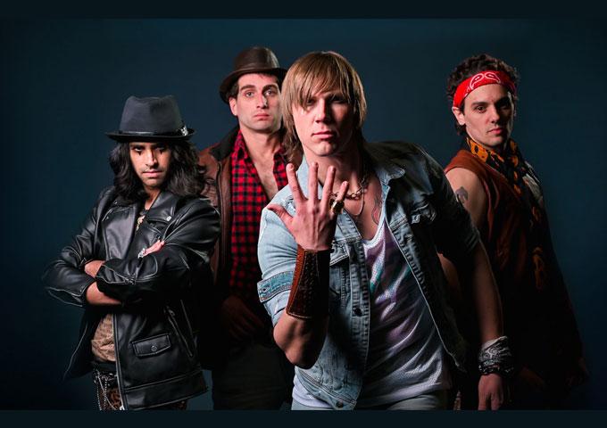 "Lÿnx – ""Long Live Rock n' Roll"" is some impressive stuff!"