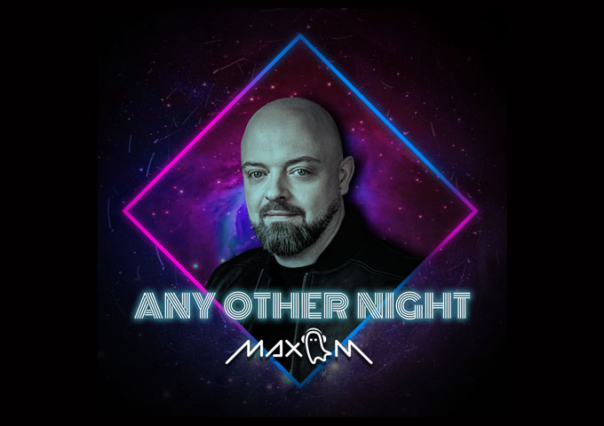 Max M releases yet anthemic 80's inspired Dance/Pop track 'Any Other Night'