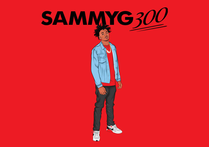 Talented Brooksville Artiste, Sammy G300 Releases New Single, 'Controlling My Emotions'