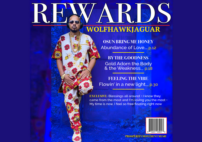 """WolfHawkJaguar – """"Rewards"""" is crafted with deep moods and a strong aural association with all things spiritual"""
