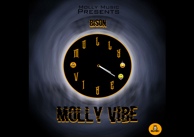 """Australian Rapper BISON Get's Ready To Drop His Third Mixtape – """"MOLLY VIBE"""""""
